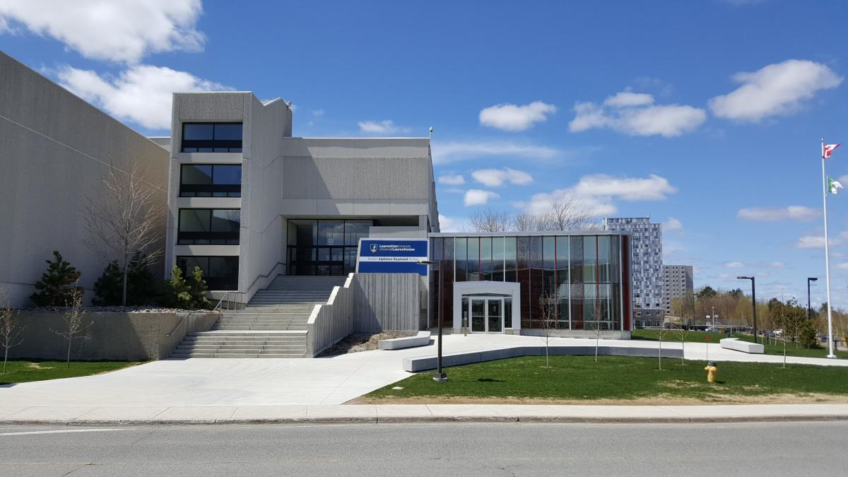Exterior photo of Curriculum Resource Centre
