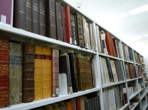 La collection des livres rares