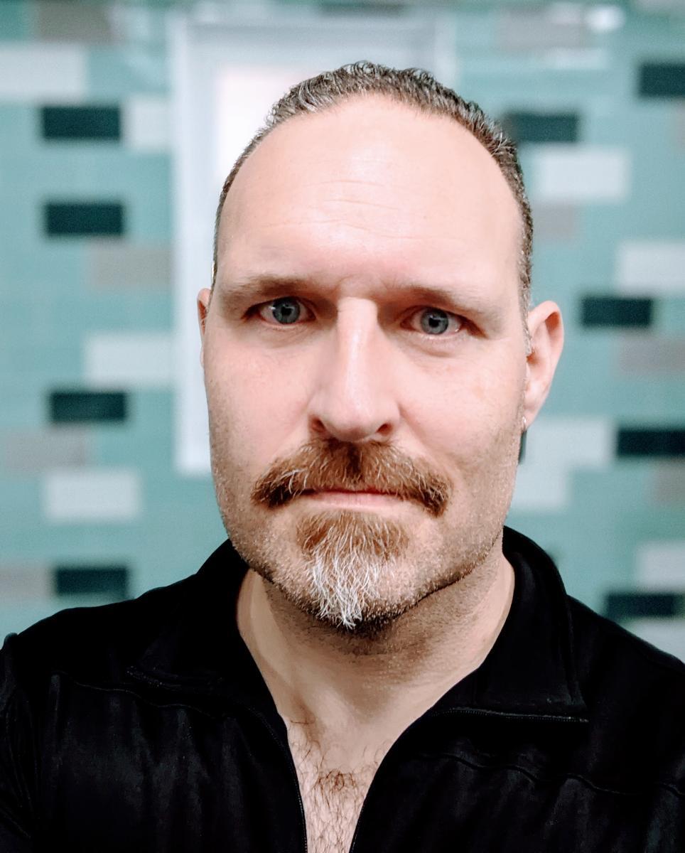 Portrait of Dan Scott